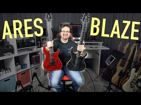 Vola Ares and Vola Blaze X Guitar Review