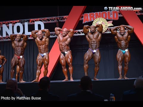 Arnold Classic Europe 2017 - Final - Part 2