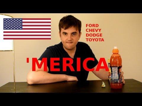 American car name - bloopers