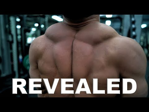 MY METHODS REVEALED   LOWER LAT WORKOUT
