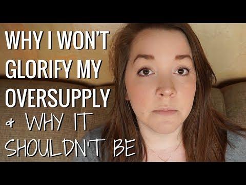 Why I Won't Glorify My Oversupply of Breast Milk + Why It Shouldn't Be // Momma Alia