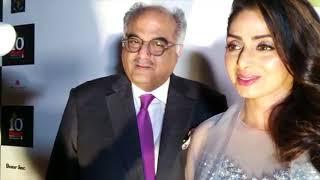 Bony Kapoor Gives A UPDATE On Mr. India 2 | Sridevi | Masala Awards Dubai