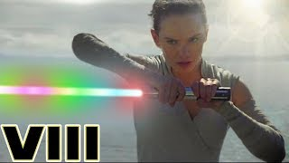 NEW Lightsaber Colour For The Last Jedi Announced - Star Wars Explained