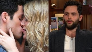 Penn Badgley Explains Why Blake Lively Was His Best and Worst Onscreen Kiss