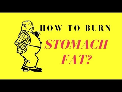 How to Burn Stomach Fat | How to Lose Belly Fat in 1 Week