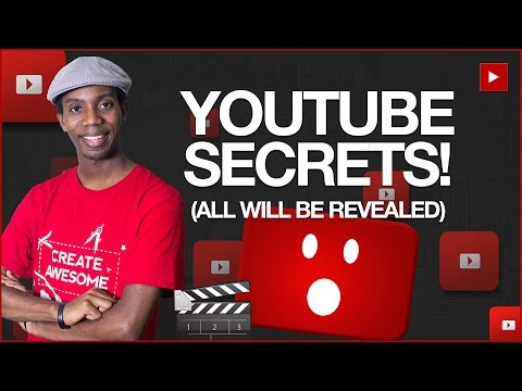 MY SECRET YOUTUBE STRATEGY: HOW TO GROW ON YOUTUBE