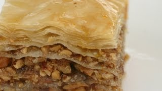 How To Make Baklava - It