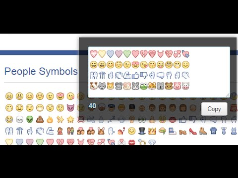 How to add Emojis to Facebook Comment & Chat