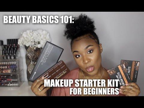 Makeup Starter Kit for Beginners    WOC Friendly