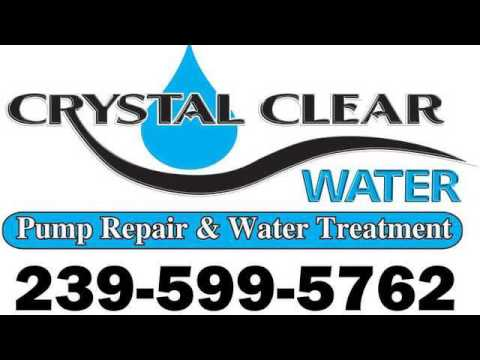 Well Water Filtration FORT MYERS BEACH Crystal Clear Water FL Water problems?  239-599-5762