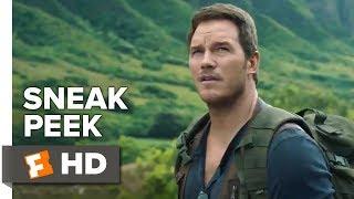 Jurassic World: Fallen Kingdom Sneak Peek #3 (2018) |
