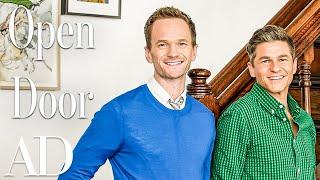 Inside Neil Patrick Harris's Home That Has a Secret Magic Office | Architectural Digest