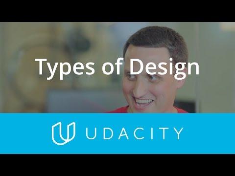 Design Types | UX/UI Design | Product Design | Udacity