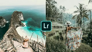 Free Brown Preset For Lightroom Mobile | Free Brown Preset