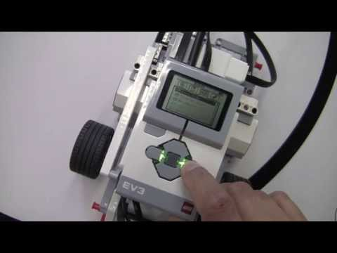 Getting Started With The LEGO Mindstorms EV3 Color Sensor