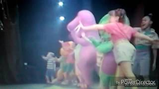 Barney Live! In New York City Goodbye Scene