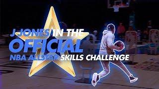 The Nba All Star Skills Challenge Isn