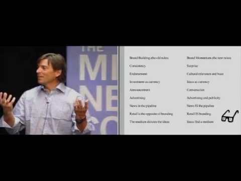 The 2010 Mirren New Business Conference, Alex Bogusky Video 4 of 6