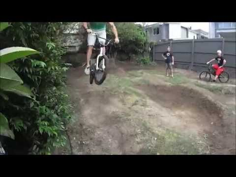 The Huntington's Pump Track Party's