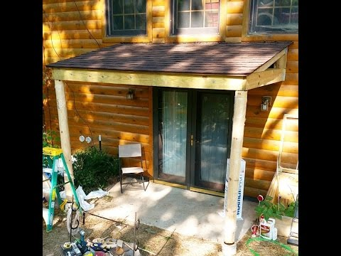 Building a Porch - Part 4 - The Final Push