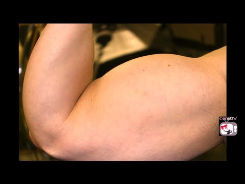 Big Biceps ADD 1 INCH in 1 WEEK Workout by ConikiTV