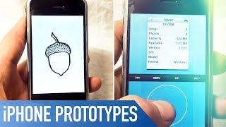 Rare iPhone P-series prototypes run Acorn OS