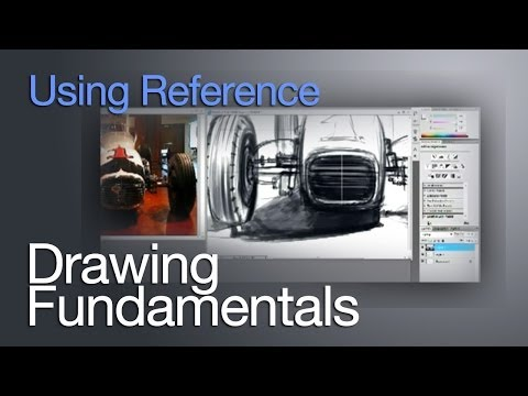 How to Draw Cars : Using Reference Photos to Draw