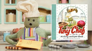 The Tiny Chef | Book Trailer