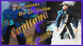 Download Procesos De Creación #5 -Personaje Original- Capitana Kalessi Video