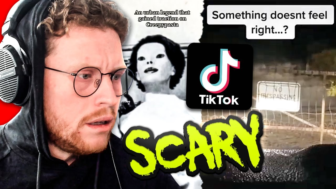 Don't watch these Scary Tiktoks alone