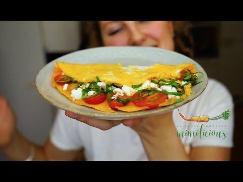 Meine Lieblings Omelette-Rezepte!