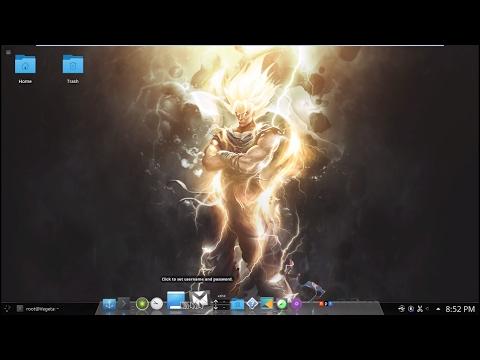 Customizing KDE Plasma 5.9 with MacOS's Docky effect! (kali linux, Feb 2017)