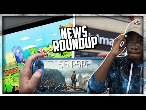 5G PSP Model? Walmart + Nintendo E3 LEAKS! + MORE! | News Roundup