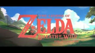 Download Fan animation of Zelda Video