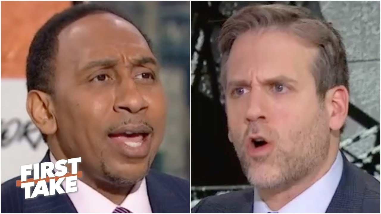 Stephen A. & Max disagree on which QB they would take for one game | First Take