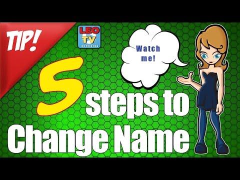 5 Steps to Change Name