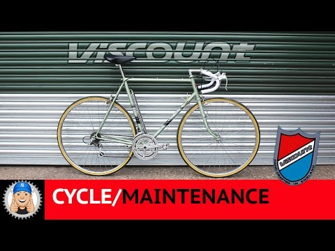 Vintage Cycle Restoration Viscount Gran Prix (Road Bike)