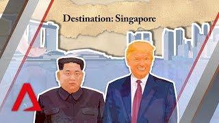Trump-Kim summit: A timeline