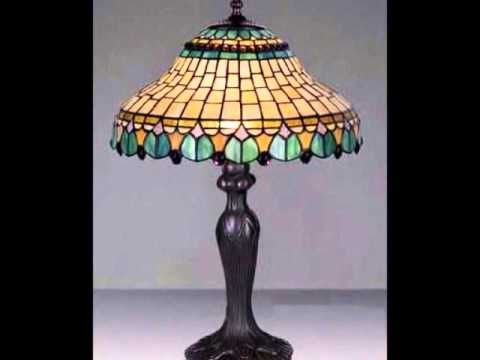Buy Peacock Tiffany Table Lamp