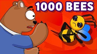 Download What If You Were Stung by 1000 Bees? Video