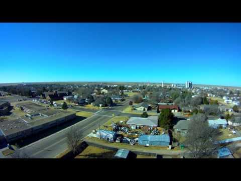 RAW: Traxxas Aton + Scenic Town!!!