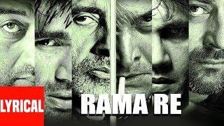 Lyrical Video: Rama Re | Kaante | Sanjay Dutt, Amitabh Bachchan, Lucky Ali, Sunil Shetty