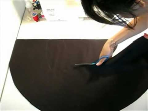 Learn How to Sew a High-Waisted Circle Skirt, LoveSewing.com