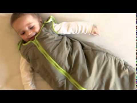 The Wearable Baby Sleeping Bags/Sleep Sacks by Baby Deedeee USA