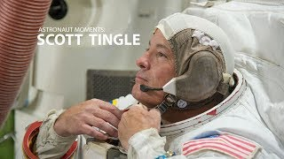 Astronaut Moments: Scott Tingle: Inspiration