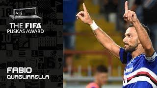 FIFA PUSKAS AWARD 2019 NOMINEE: Fabio Quagliarella