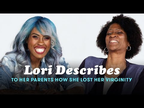 Lori Tells Her Mom How She Lost Her Virginity | People Describe | Cut