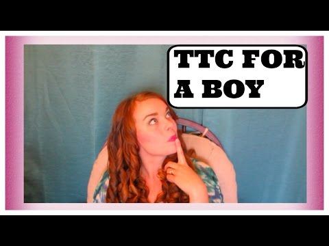 TRYING FOR A BOY