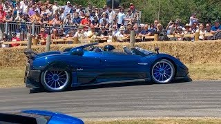 Horacio Pagani REDLINES His $25 Million V12 Zonda Barchetta