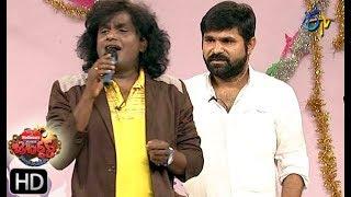 Chalaki Chanti&Sunami Sudhakar Performance | Jabardasth | 30th  May 2019  | ETV Telugu
